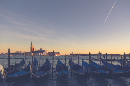 article of clothing: Venice gondolas