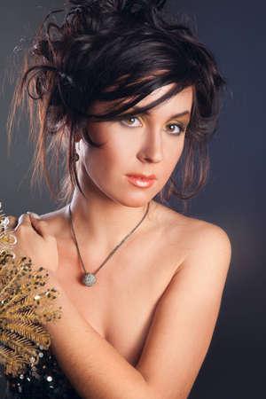 young girl photo