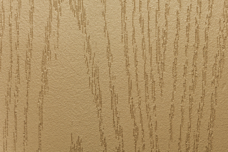 convexity: The relief structure of the decorative surface in beige tone Stock Photo