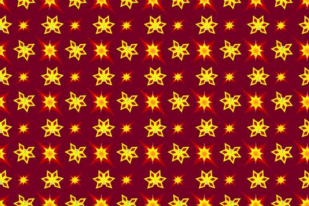 Seamless bright festive pattern that simulates a festive bright spotlights  Banco de Imagens
