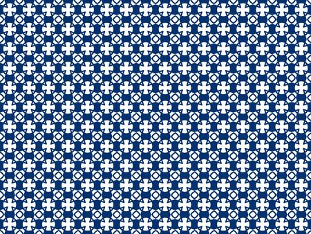 Seamless color pattern from geometric shapes of any shape Stok Fotoğraf - 97377808