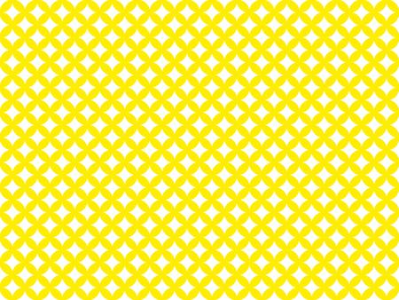 Arbitrary geometric shapes on seamless pattern on white background Stok Fotoğraf - 97377842