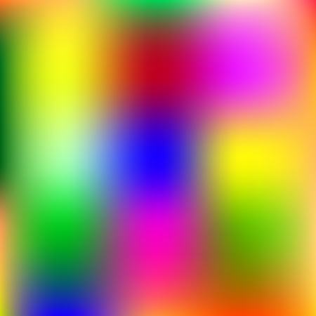Bright colors in an abstract gradient pattern