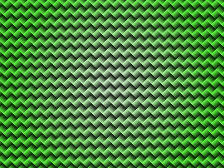 Abstract geometric pattern in green gradient color 向量圖像