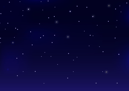 Background for design and decoration, imitation of the starry sky