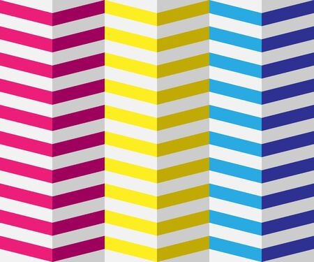 Abstract colorful geometric background, the simulation volume Çizim