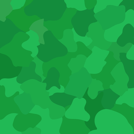 Background in military camouflage mesh colors, flat design
