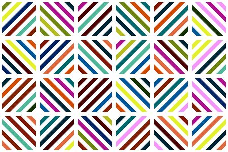 Abstract vector editable seamless pattern for textiles, wrappers, decoration and textures.