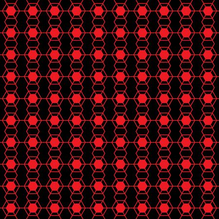 Vector abstract seamless stock color background with lines and hexagons for design, packaging, paper printing, simple backgrounds and texture.