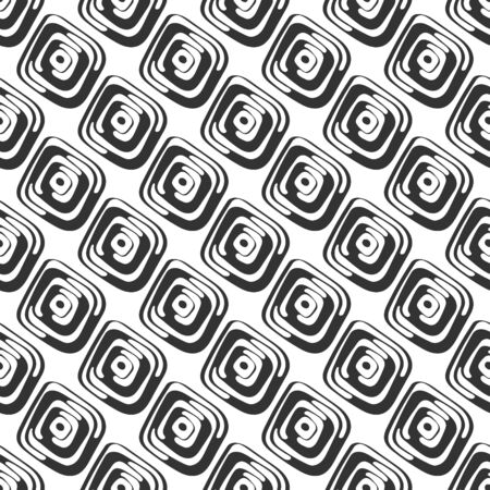 Vector seamless pattern of arbitrary shapes for background, banner, screen saver, and design. Vector illustration for texture, textiles or packaging, for design and decoration.