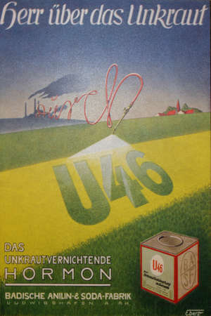Green revolution product by BASF Éditoriale