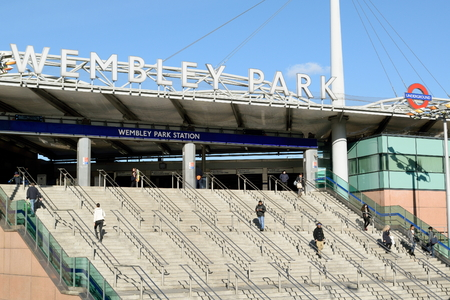 Wembley Stadium is opened in 207 on the site of Empire Stadium. With 90 000 seats it is largest stadium in UK.