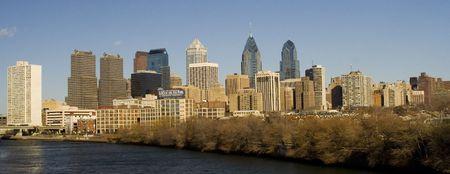 필라델피아: Philadelphia Skyline