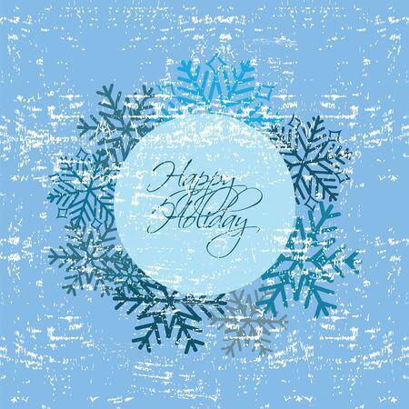 holiday: Holiday Frame - Illustration