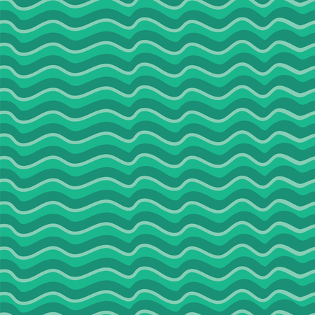background wavy seamless - Illustration