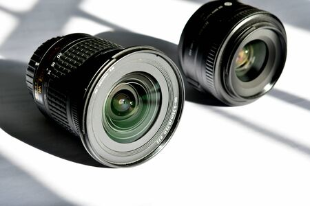 lenses for dslr cameras 版權商用圖片 - 94613134