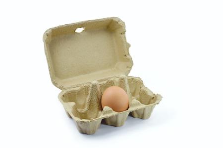 gamme de produit: Fresh eggs, natural packaging Banque d'images
