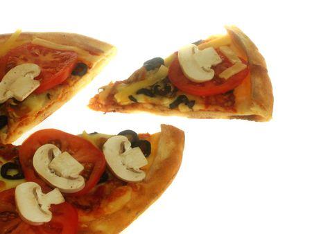 Delicjous pizza