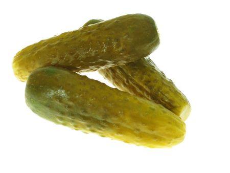 Three pickle