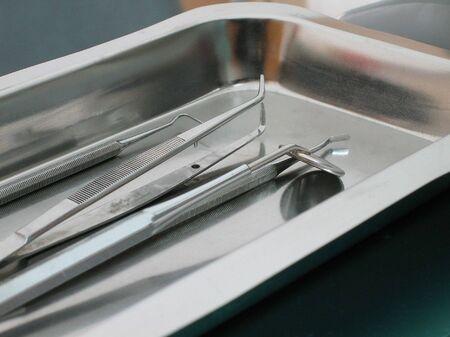 dentist tools Stock Photo
