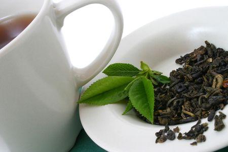 Aromatyczne zielonej herbaty