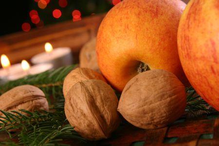 Boże Narodzenie martwa natura