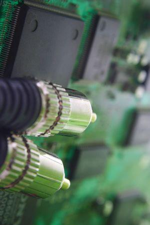 hi fi: Cable for Digital Stereo Hi Fi System