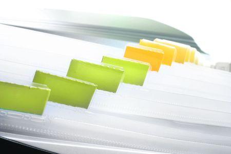 ratty: Un file vuoto in un deposito mobile. Inserisci la tua propria categoria.