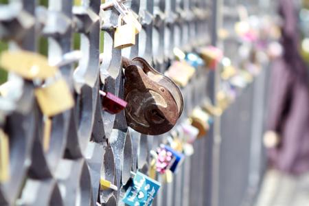 Bridge lock Editorial