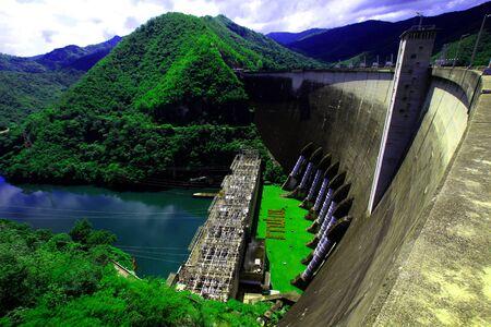 dams in tak Thailand
