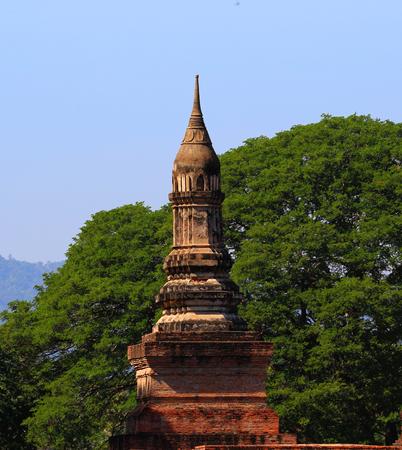 sukhothai historical park sukhothai old town historic