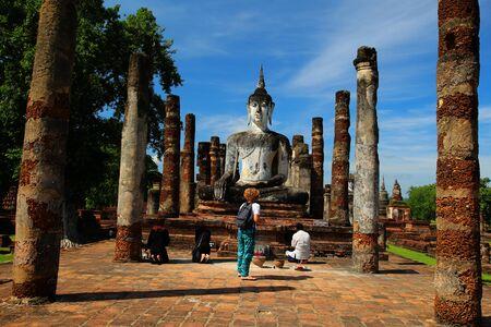 Sukhothai Historical Park, Sukhothai