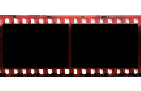 Textured film frame with space for your text or image.