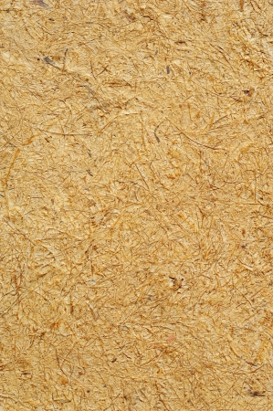 Textura de papel de fundo, textura de folha de bananeira estilo do papel do vintage Banco de Imagens