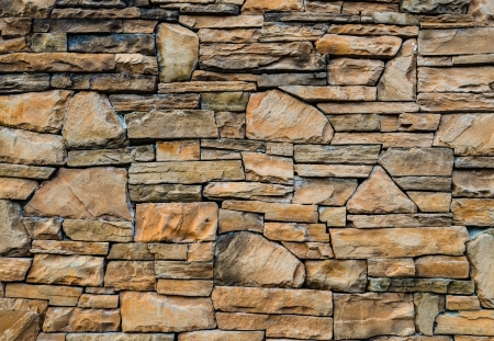 tilable: Stone brick wall, abstract background