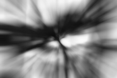 metalic: Abstract background, Motion blur of abstract background. black and white image.