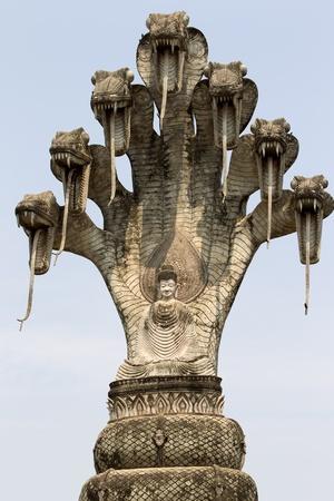 angkor: Wat Nong Khai in Thailand