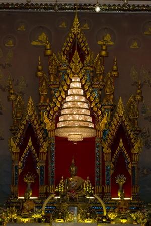 ルアン フォー ・ プラ ・ サイ、タイ、ノンカイ県。