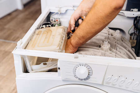 repair of household appliances at home with their own hands