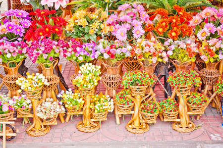 counterfeit: Counterfeit flower for decorate