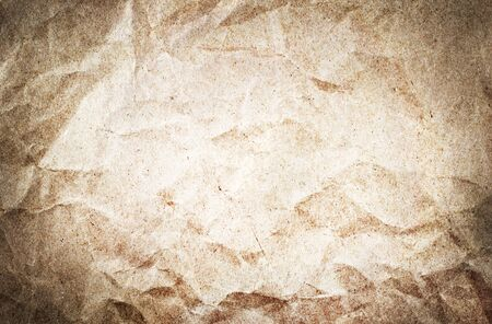 Brown color of grunge paper photo
