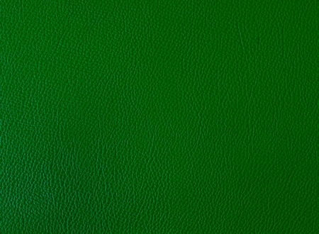 Green color leather background photo