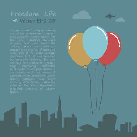 obvious: Balloon of Freedom life conception