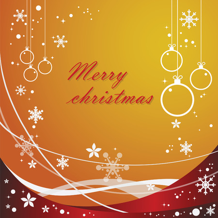 christmas background of vector design concept Vector