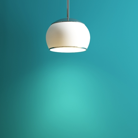 lamp of interior creative conception Stockfoto