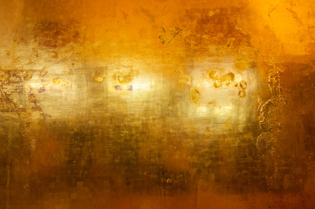 metal textures: golden texture background