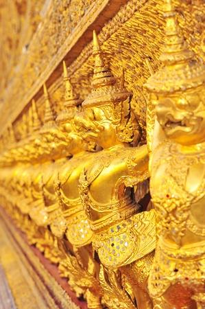 garuda: garuda in bangkok Stock Photo