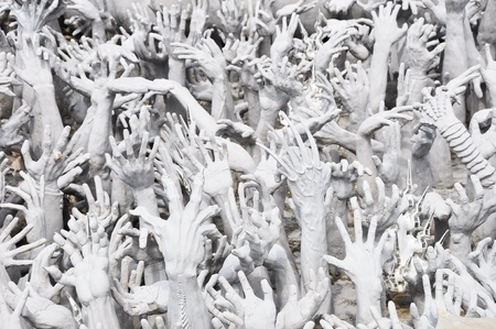 hand in hell Stock Photo - 10895706