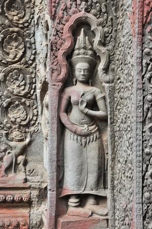 apsara in cambodia photo