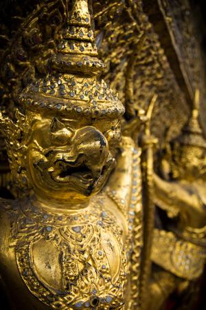 in wat phra kaew: Garuda Wat Phra Kaew 2
